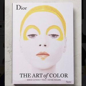 "💛 Dior ""The Art of Color"" Book - Brand New ✨"